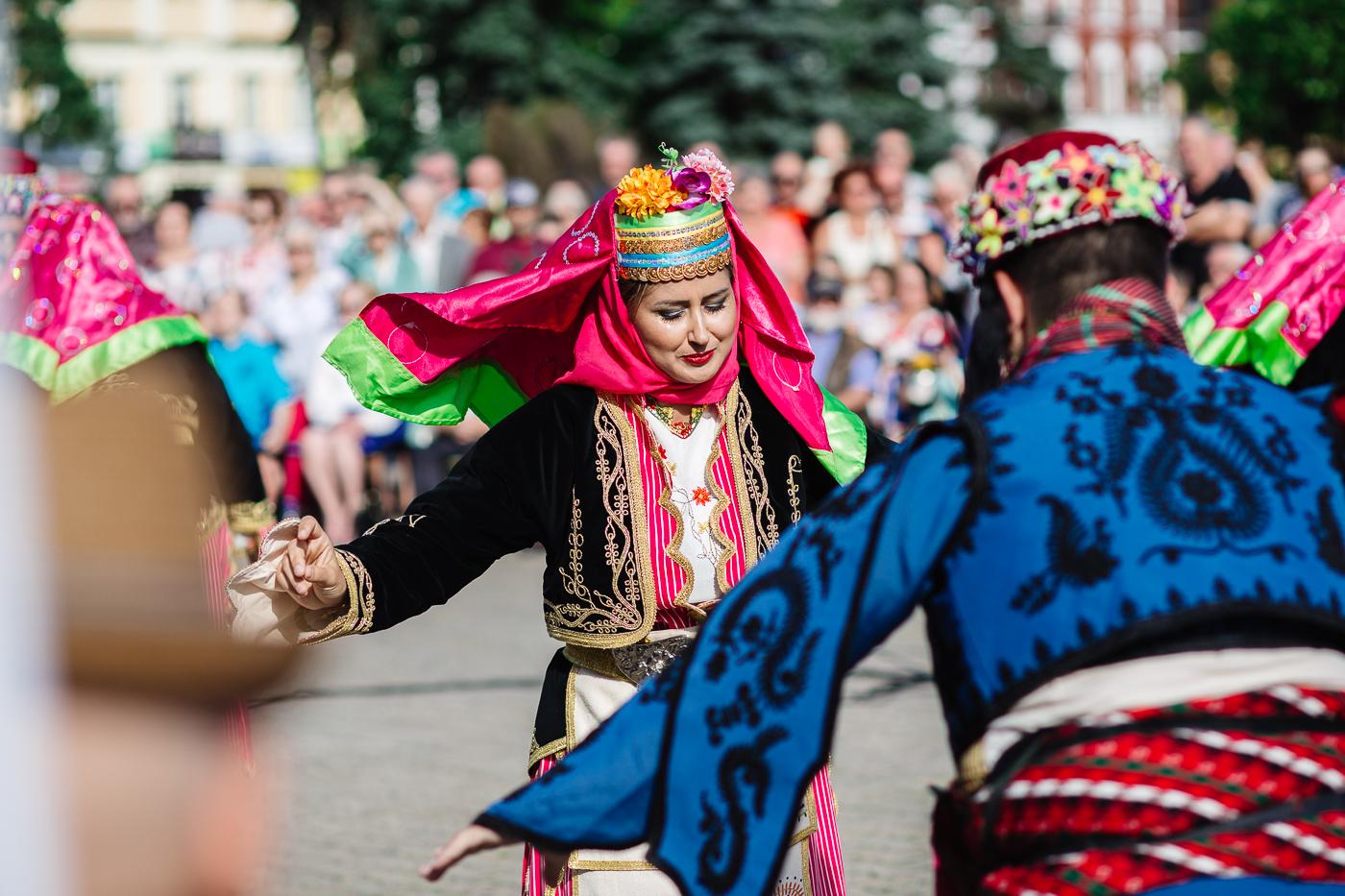 Turecki folklor we Włocławku
